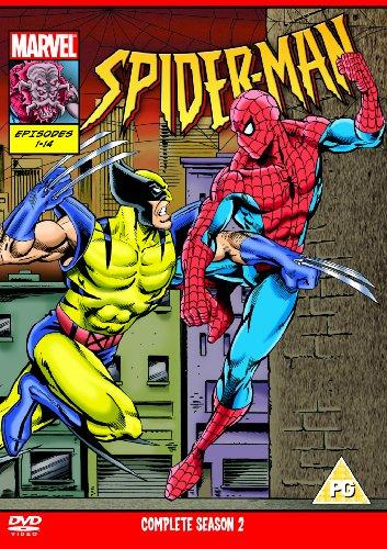 Spider-Man - Season 2 (2 DVDs)