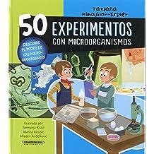 50 Experimentos Con Microorganismos