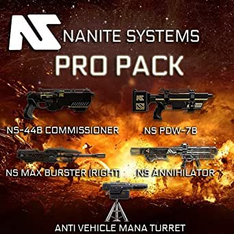 PlanetSide 2 - Nanite Systems Pro Pack [Game Connect]