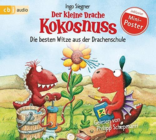 Der kleine Drache Kokosnuss - Die besten Witze aus der Drachenschule (Taschenbücher, Band 3)