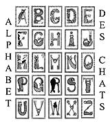 L'Alphabet des chats