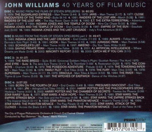 40 Years Of Film Music