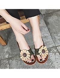 GAOLIM omelettes Femme Chaussures Fond plat à pointe unique Chaussures doux Fond plat confortable Chaussures Volume de femme enceinte Chaussures Femme Chaussures 1901, blanc, 40