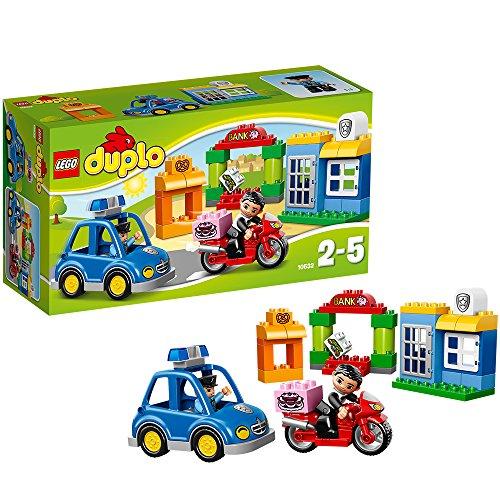 LEGO Duplo - La policía, juego de construcción (10532)
