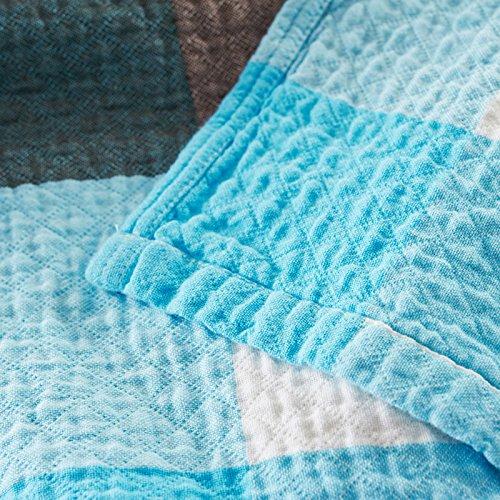 BDUK Die Decke Decken mit dicken Bettdecken Bettdecke Coral einziges Büro Mittagessen decken von der Klimaanlage und der Herbst Winter