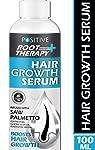 POSITIVE Root therapy Plus+ Hair Growth Serum   Saw Palmetto, Biotin, Pea Protein, Glycine Soja Oil, Pentavitin & Biotin...