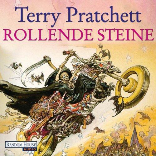 Buchseite und Rezensionen zu 'Rollende Steine: Ein Scheibenwelt-Roman' von Terry Pratchett