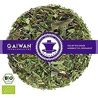 """Núm. 1366: orgánico """"Cáñamo blanco"""" - hojas sueltas ecológico - 100 g - GAIWAN® GERMANY - cáñamo y Pai Mu Tan de la agricultura ecológica en China"""
