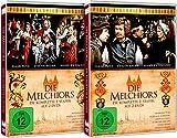 Die Melchiors Staffel 1+2 (4 DVDs)