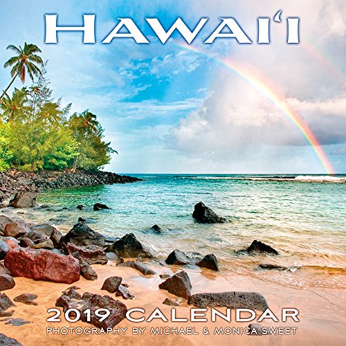 Wandkalender 2019 - Hawaii Landscapes von Michael & Monica Sweet