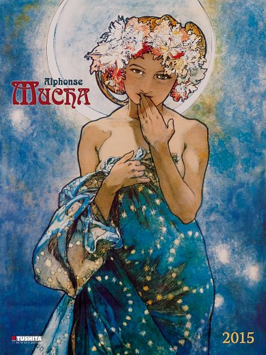 Alphonse Mucha 2015 (Decor) por From Tushita Verlags GmbH