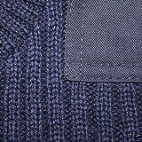 Woolly Pully - Jersey de lana, para usar al aire libre, de uniforme, para seguridad, estilo militar, #09048 Azul azul marino M