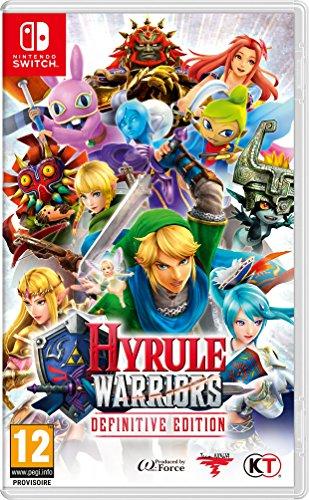"""Résultat de recherche d'images pour """"hyrule warriors switch cover"""""""