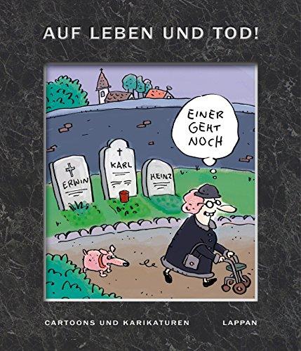 Auf Leben und Tod! - Cartoons und Karikaturen: Cartoons und Karikaturen auf Leben und Tod (Manga-programm)