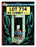 : Lot 714 do Sydney. Przygody Tintina (Tom 22) - Herge [KOMIKS]