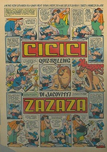 Cicici Zazaza. Quiz.trilling.