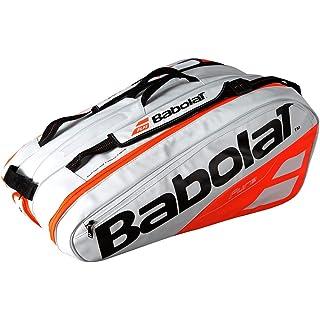 Babolat RHx12 Pure Strike Tennis Kit Bag  White red