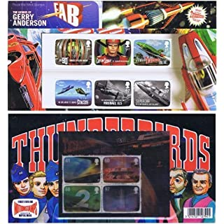 2011 Gerry Anderson - Thunderbirds Stamps in Presentation Pack