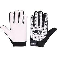 Vector X Practice Goal Keeping Gloves (Black-White)