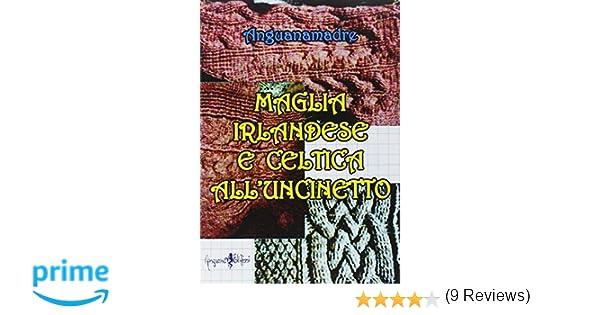 Amazonit Maglia Irlandese E Celtica Alluncinetto Anguanamadre