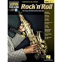 Saxophone Play-Along Volume 1: Rock 'N' Roll (Buch & CD) (Hal Leonard Saxophone Play-Along)