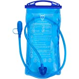 UTOBEST Bolsa de Hidratación de Bolsa de Agua para 1L,1.5L,2L y 3L