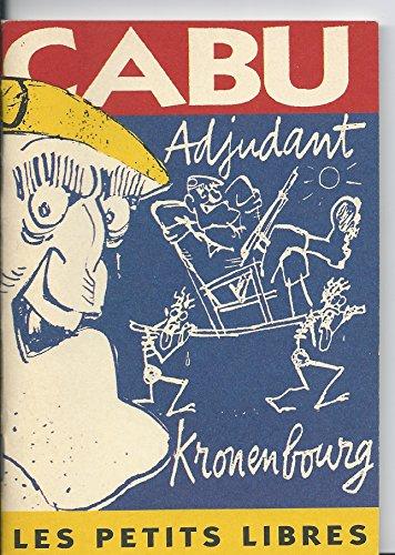 L'ADJUDANT KRONEMBOURG