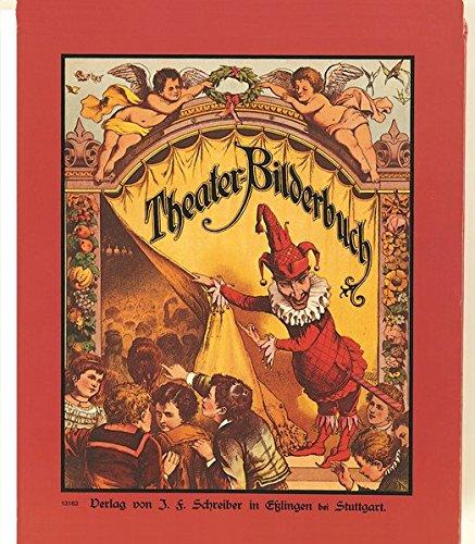 Theater-Bilderbuch: Vier Scenen für das Kinderherz
