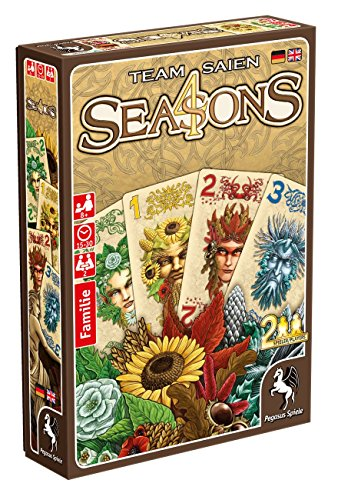Pegasus Spiele 18281G - 4 Seasons