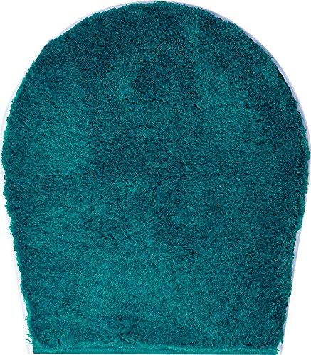 Felpudos de Baño 100% Poliacrílico Ultra Soft, turquesa, 50x 80x