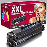 ms-point® 1 kompatibler Toner für HP LaserJet P1005 P1006 P1007 P1008 CB435A 35A / Canon I-Sensys LBP-3010 LBP-3010b LBP-3100 LBP-3010 LBP-3100 712