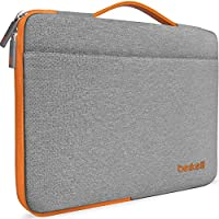 Laptop Sleeve, Beikell 13.3-Inch Macbook Air/ Macbook Pro / Macbook Pro Retina Sleeve Case Cover - Waterproof Shock Resistant Protective Bag Carrying Case for 13-13.3 Inch Laptop Notebook with Accessory Pocket