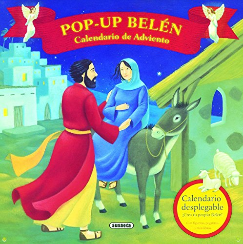 Pop-Up Belen. Calendario De Adviento (Calend.adviento pop-up Belen)