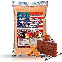 American Suplement - Harina de Avena Micronizada - 1kg (TARTA DE CHOCOLATE)