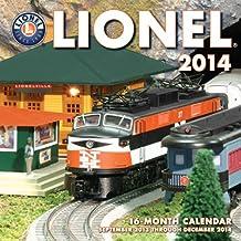 Lionel 2014: 16 Month Calendar - September 2013 through December 2014