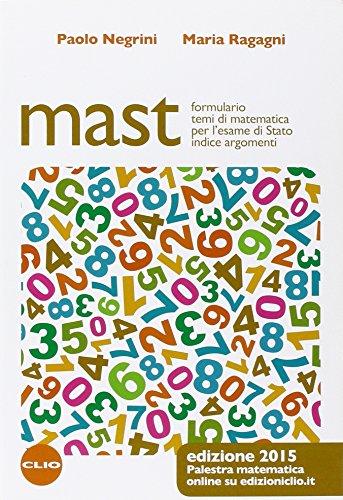 Mast 2015. Per le Scuole superiori. Con e-book. Con espansione online