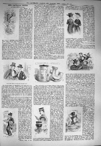 copie-insidieuse-dantiquite-de-1884-de-critique-hommes-de-healtheries