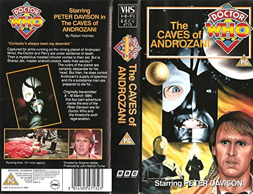 Preisvergleich Produktbild Dr Who-Caves of Androzani [VHS]