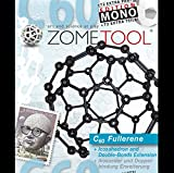 Zome Tool 42608C60fullerène–buckyball pädago gisches Jouets, 222pièces