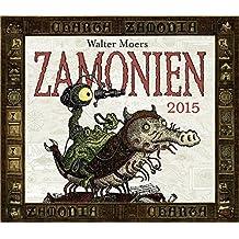 Wandkalender Zamonien 2015
