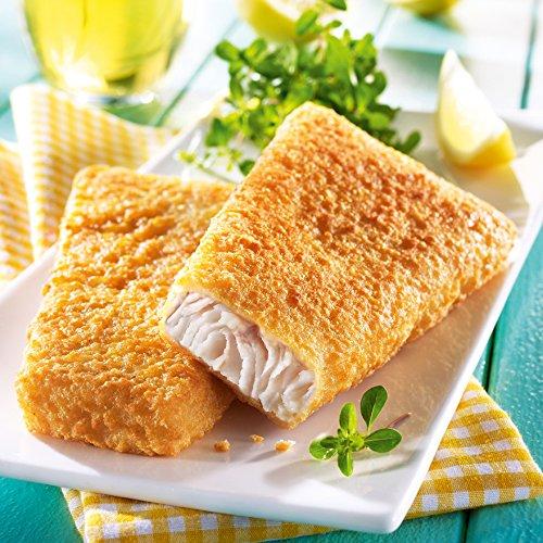 """Besser Backfisch """"Gourmet""""; 960 g, 6 Stück"""