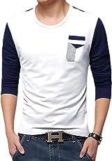 Seven Rocks Men's Cotton Round Neck T-Shirt
