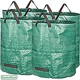 GardenMate 4x Sac de déchets de jardin 272L (4)