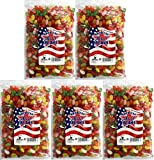 5 x REXIM AMERICAN JELLY BEANS 750g