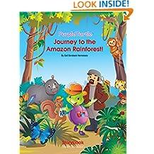 Purple Turtle - Journey to the Amazon Rainforest