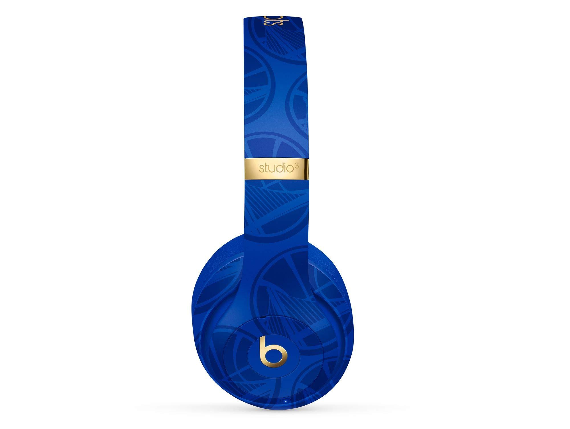 Beats Studio3 Wireless, Over-Ear-Headset, NBA Collection, Golden State Warriors
