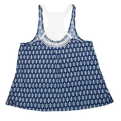 Catherine Malandrino - Ensemble de pyjama - Imprimé Aztèque - Femme bleu bleu taille unique Bleu Marine