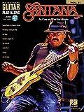 Guitar Play-Along Volume 21: Santana (Book/Online Audio) (Hal-Leonard Guitar Play-Along, Band 21)
