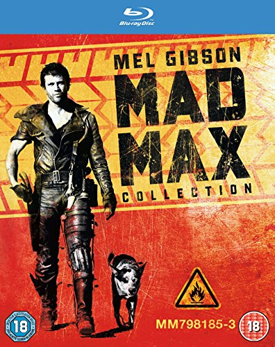 Mad Max Collection [Blu-ray] [Reino Unido]