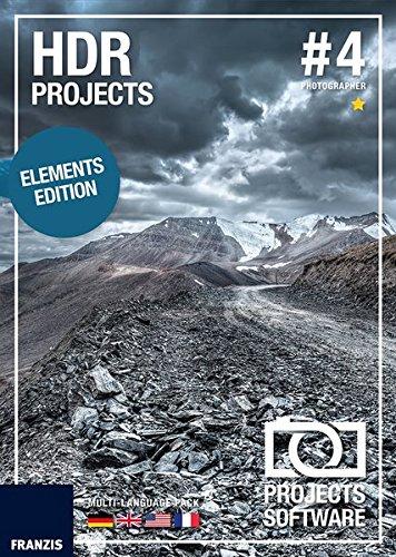 Fantastischen Wer Die Vier (HDR projects 4 elements)